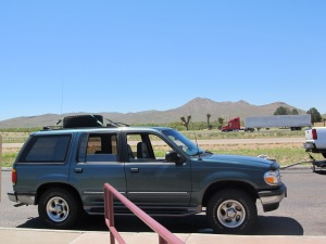 The Baja Explorer--our home away from home.