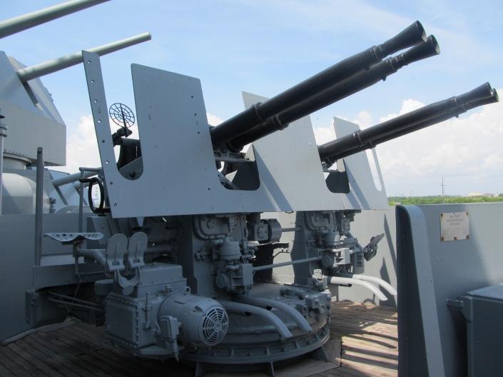 40mm Guns